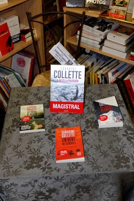 Livres de Sandrine Collette