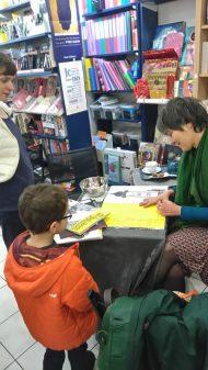 joelle jolivet rencontre ses jeunes lecteurs