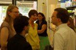 Lucile Bordes rencontre ses lecteurs
