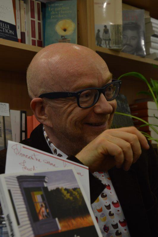 Dédicace Marc Mauguib 013