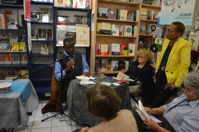 Louis-Philippe Dalembert à la Librairie Nicole Maruani