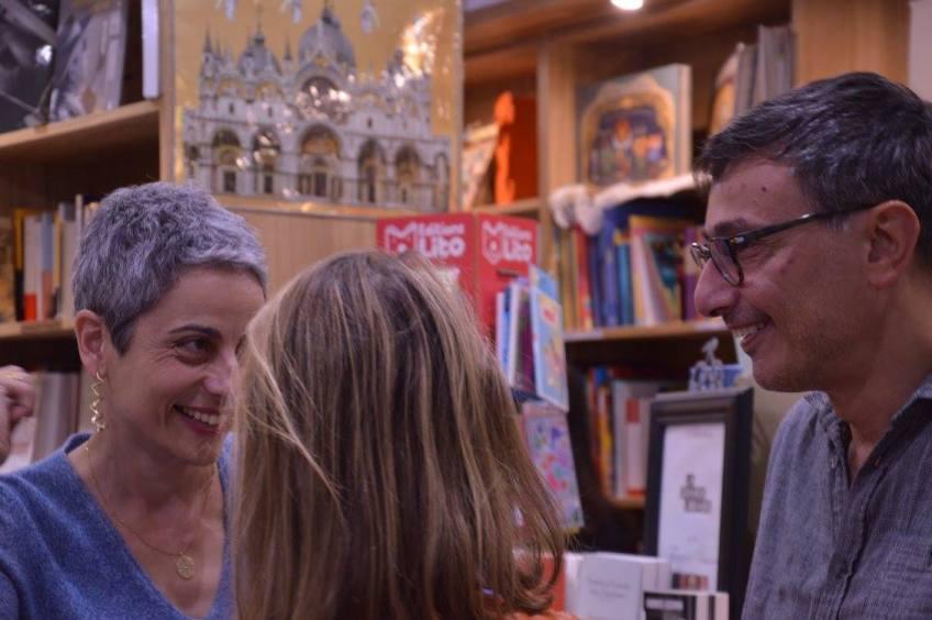 philippe zaouti à la librairie maruani