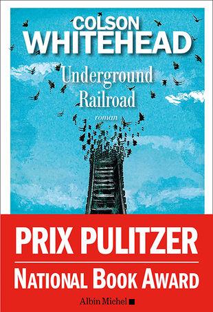 underground railroad whitehead