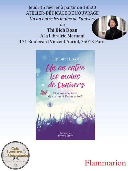 dédicace Thi Bich