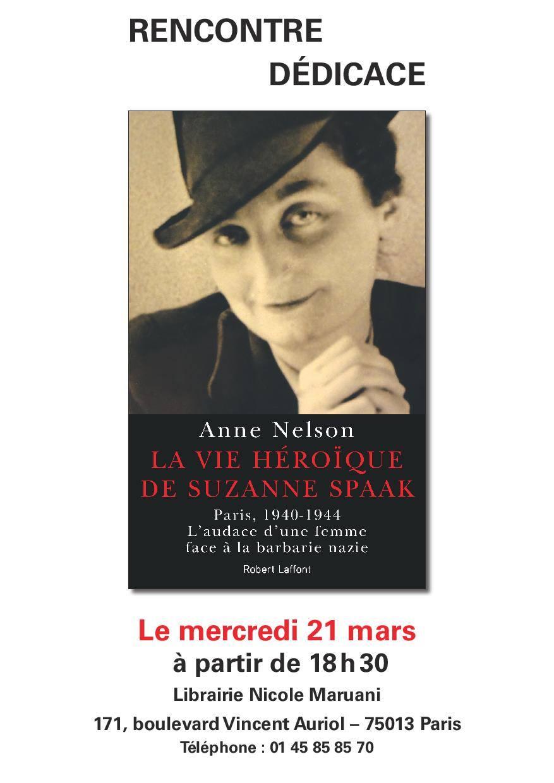 Rencontre avec Anne Nelson