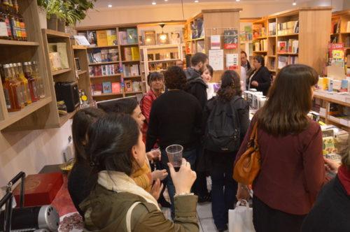 melanie sadler rencontre librairie maruani