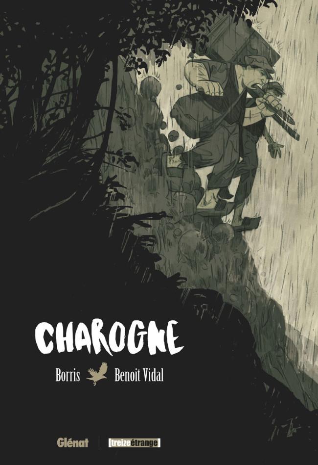 Lancement de la bd Charogne, en présence de Borris et Benoit Vidal
