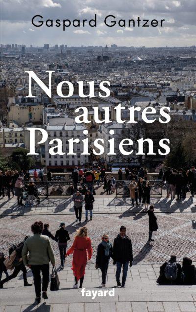Nous autres Parisiens - couv