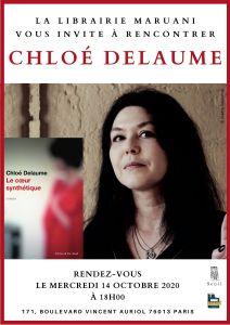 Chloé Delaume dédicace