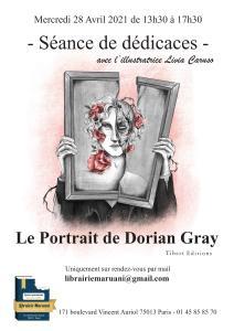 portrait dorian gray tibert caruso