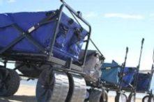 Heavy duty wagon