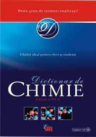 DICTIONAR DE CHIMIE