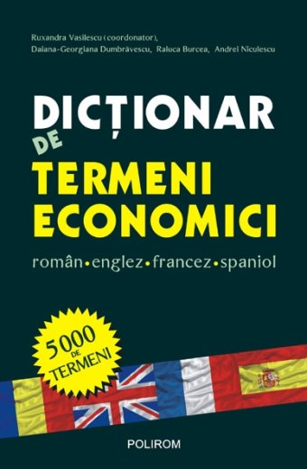 Dicționar de termeni economici român-englez-francez-spaniol