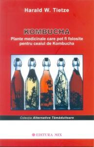 Kombucha. Plante medicinale