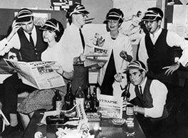 Synapse newspaper staff
