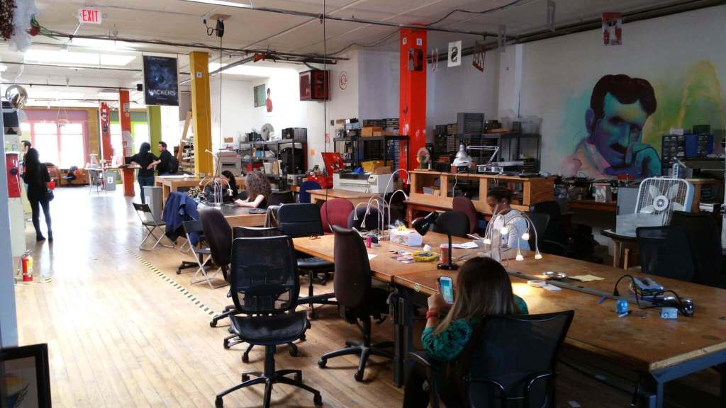 Noisebridge facilities