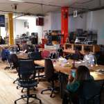 UCSF Makers Lab Visits Noisebridge