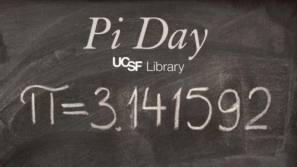 Flyer for Pi Day