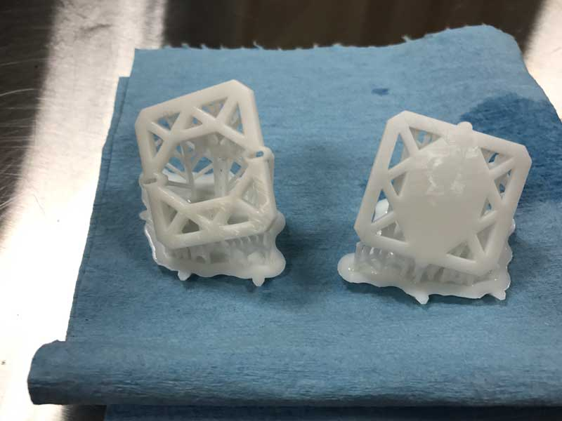 3D printed lab equipment