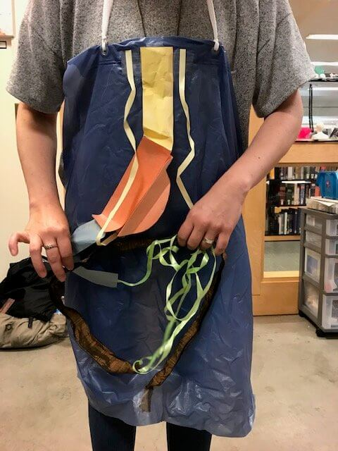 Anatomy apron inspiration