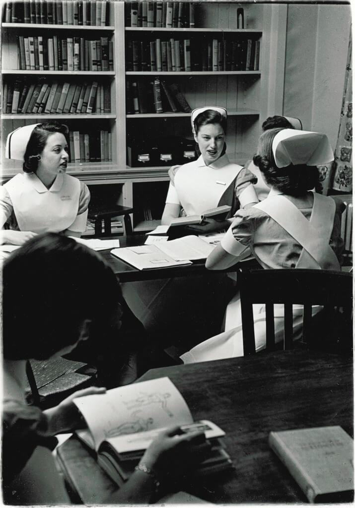Nurses library