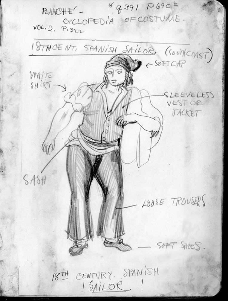 wrightson sketch 02