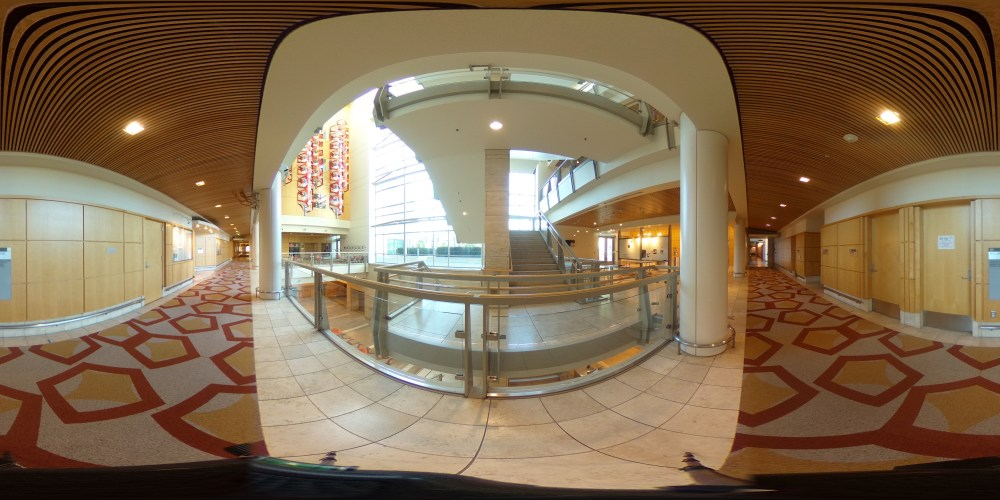 Genentech Hall Unretouched original shot with tripod 1