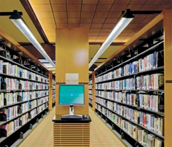 Library Design Associates Inc Library Shelving