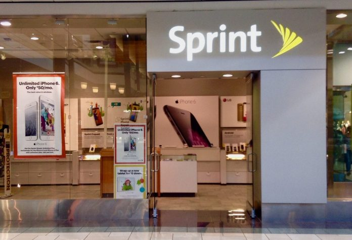 Sprint Corp (NYSE:S)