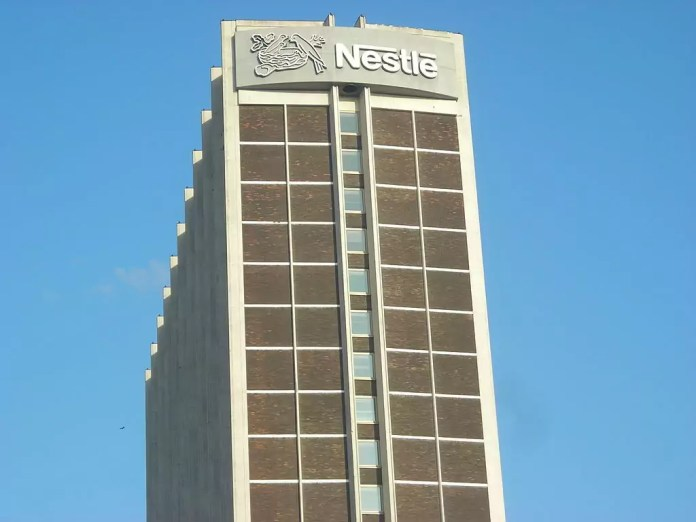 Nestle (NYSE: NSGRY)