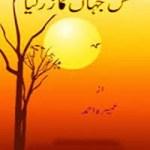 Kis Jahan Ka Zar Liya by Umera Ahmed Download Free Pdf