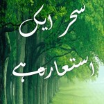 Sehar Aik Istara Hai Novel By Umera Ahmad Pdf