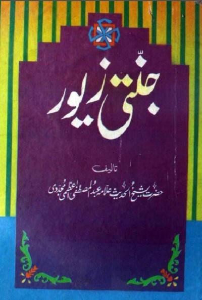 Jannati Zewar By Allama Abdul Mustafa Azmi Mujaddadi Pdf