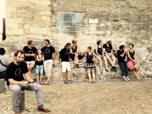 Tractage à Avignon