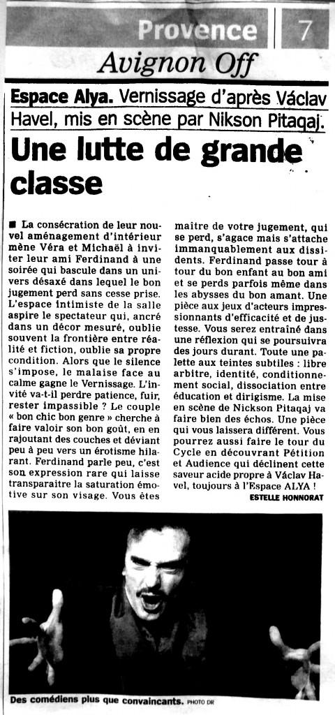 critique-marseillaise-havel-avignon-juillet2013