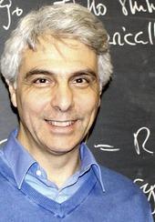 Il fisico Andrea Grieco dell'università di Milano