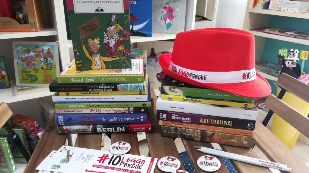 #ioleggoperché 2020 - Pronti a fare il pieno di libri!