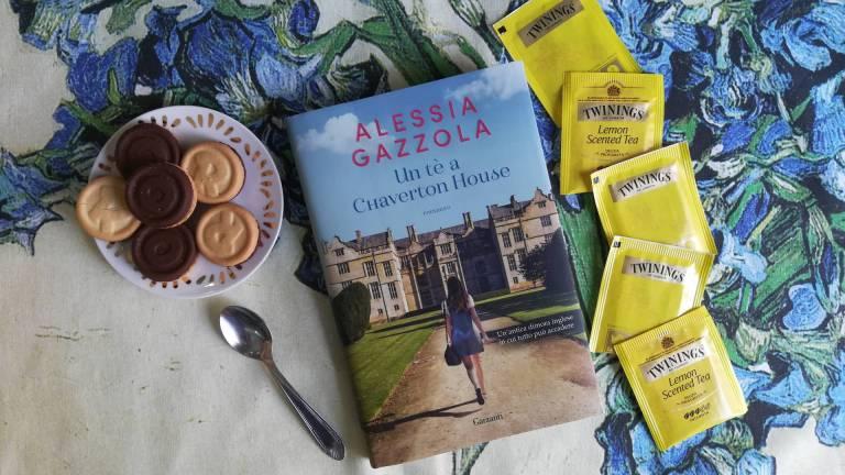 Alessia Gazzola - Un tè a Chaverton House - Garzanti