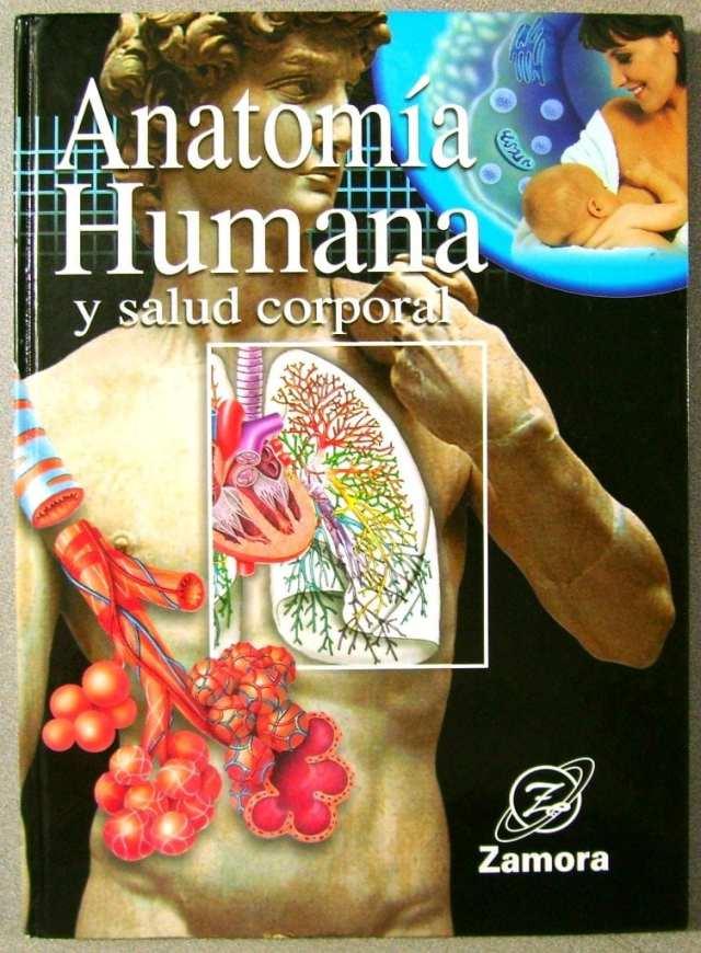 Atlas De Anatomia Humana Y Salud Corporal Zamora Libreria Pensar