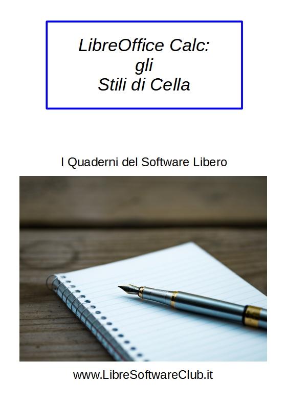 LibreOffice Calc: gli Stili di Cella Image
