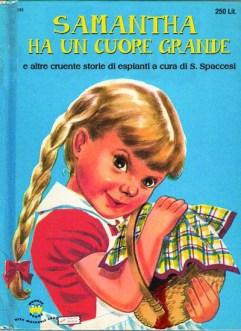 Libri vintage per l'infanzia - Samantha ha un cuore grande