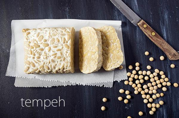 Qué es el tempeh - Libro Cocina Vegana