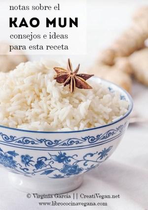 Notas sobre el Kao Mun: consejos e ideas