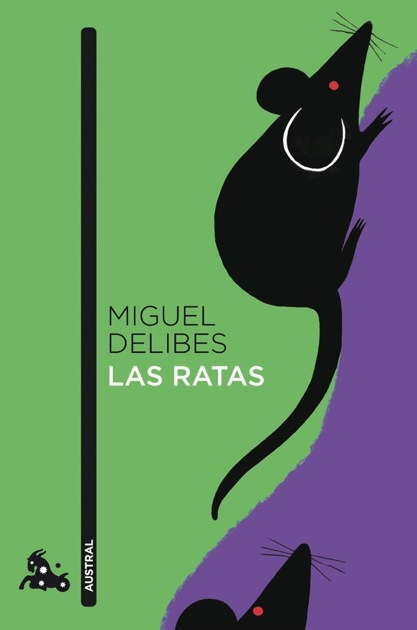 Resultado de imagen de las ratas delibes