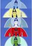 portada de Las cinco budas femeninas