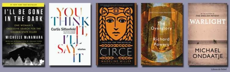 Los mejores libros de 2018 en Amazon, por ahora (III)
