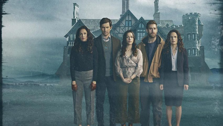 The haunting of Hill House - Netflix