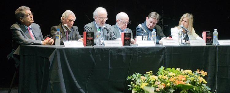 Presentación de la edición conmemorativa de 'Rayuela' de Cortázar