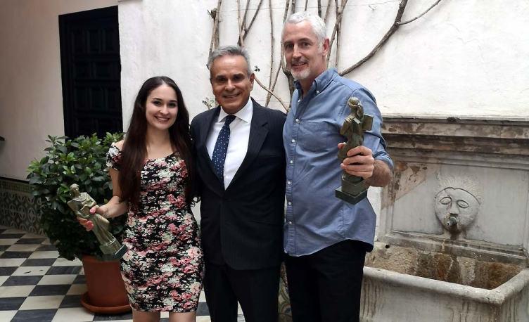 Mercedes Fisteus y José Ángel Mañas, premios Ateneo de Sevilla de Novela
