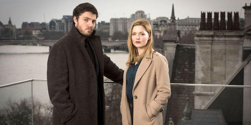 'Strike', adaptación de la BBC de las novelas de Robert Galbraith